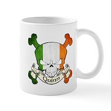 Quinn Skull Small Mug