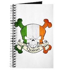 Quinn Skull Journal