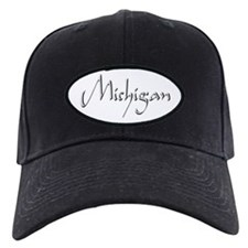 """Michigan"" Baseball Hat"
