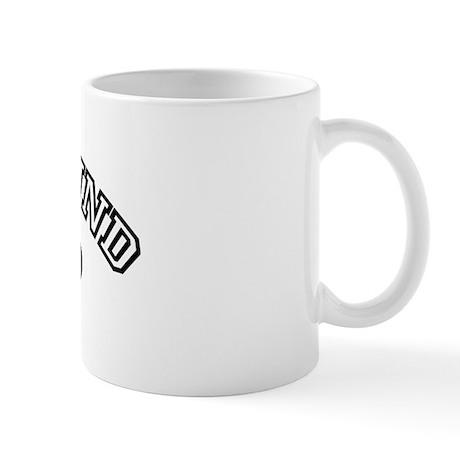 Greyhound Dad Mug