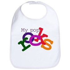 My Pop Rocks Bib