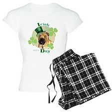 St. Patrick Shar-Pei Pajamas