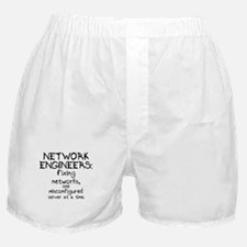 Network Engineers Boxer Shorts