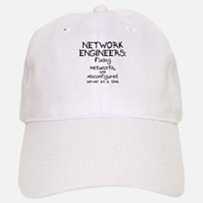 Network Engineers Baseball Baseball Cap