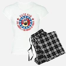 Vote for Pug Pajamas