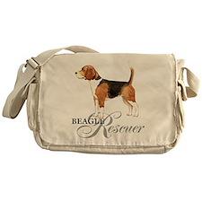 Beagle Rescue Messenger Bag