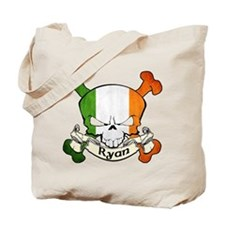 Ryan Skull Tote Bag