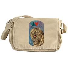 Bergamasco Messenger Bag