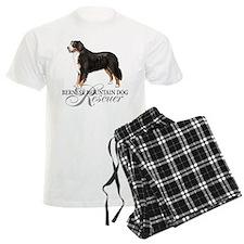Bernese Mountain Dog Rescue Pajamas