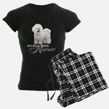 Bichon Frise Rescue Pajamas