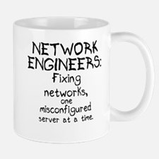 Network Engineers Mug