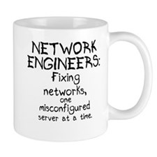 Network Engineers Mug