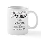 Network engineer Coffee Mugs