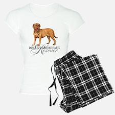 Dogue de Bordeaux Rescue Pajamas
