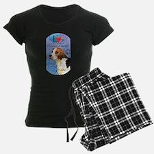 English Foxhound Pajamas