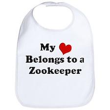 Heart Belongs: Zookeeper Bib