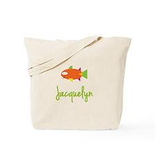 Jacquelyn is a Big Fish Tote Bag