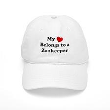 Heart Belongs: Zookeeper Baseball Cap