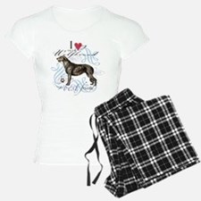 Irish Wolfhound Pajamas