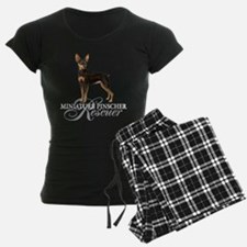 Min Pin Rescue Pajamas