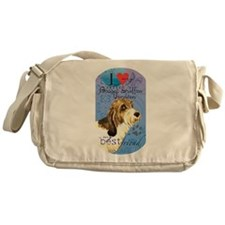 PBGV Messenger Bag