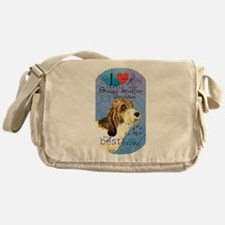 PBGV Messenger Bag