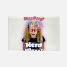 Doris Rectangle Magnet