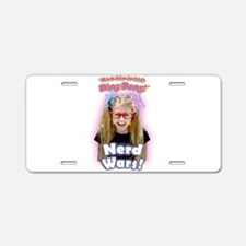 Doris Aluminum License Plate