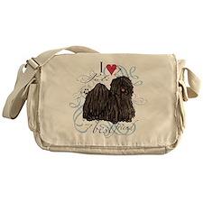 Puli Messenger Bag