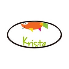 Krista is a Big Fish Patches