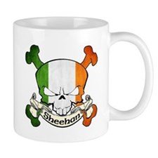 Sheehan Skull Mug