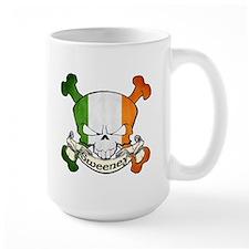 Sweeney Skull Mug