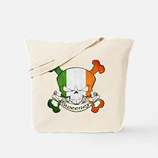 Sweeney Skull Tote Bag