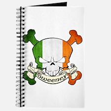 Sweeney Skull Journal