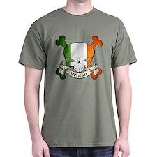 Walsh Skull T-Shirt