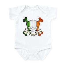 Ward Skull Infant Bodysuit