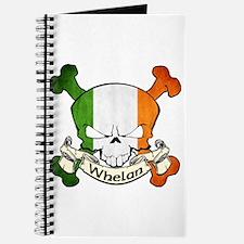 Whelan Skull Journal