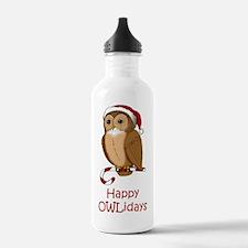 Owlidays 2011 Water Bottle