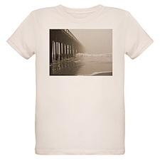 Pier in the Fog T-Shirt