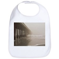 Pier in the Fog Bib