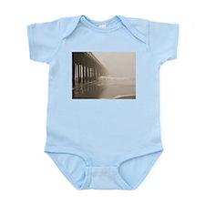 Pier in the Fog Infant Bodysuit