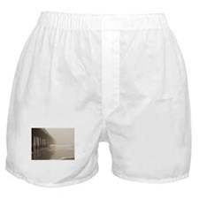 Pier in the Fog Boxer Shorts
