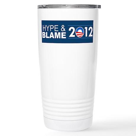 Hype & Blame 2012 Stainless Steel Travel Mug