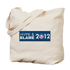 Hype & Blame 2012 Tote Bag