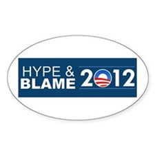 Hype & Blame 2012 Decal