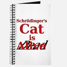 Schrodinger's Cat is Alive/Dead Quantum Physics Jo