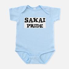 Sakai Pride Infant Creeper
