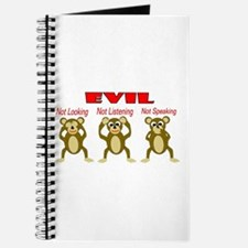 Three Wise Monkeys Journal