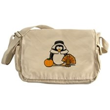 Pilgrim Girl Penguin Messenger Bag