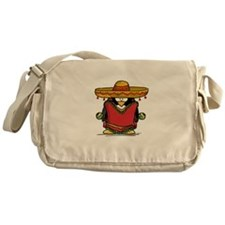 Fiesta Penguin Messenger Bag